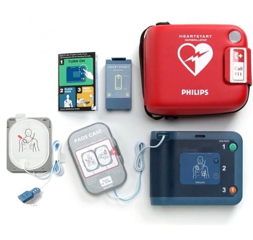 Emergency AED